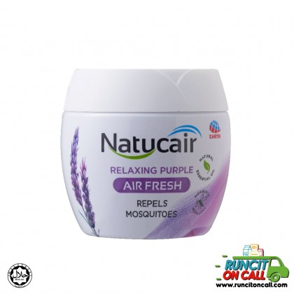 NATUCAIR AIR FRESH  - RELAXING PURPLE